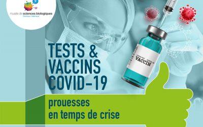 Tests et vaccins Covid-19 : prouesses en temps de crise