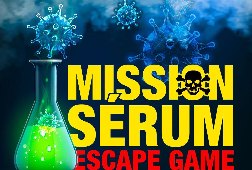 Mission Sérum Escape Game