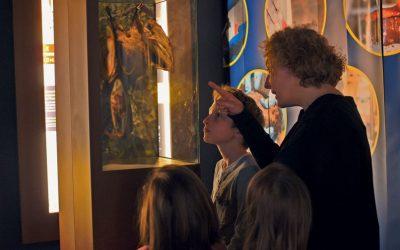 Nuit des musées : Visite libre Exposition Outbreak
